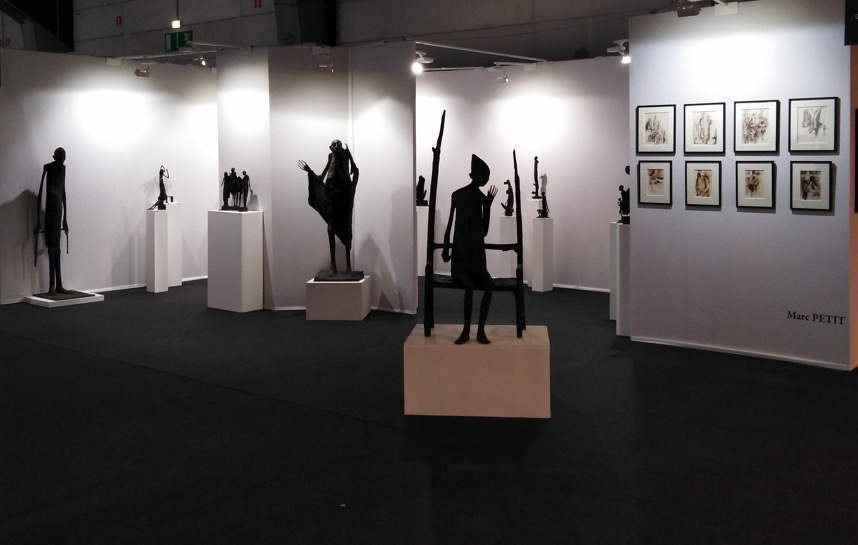 b7191ff8509 La galerie Nicolet présente Marc Petit à Start 2018 de Strasbourg