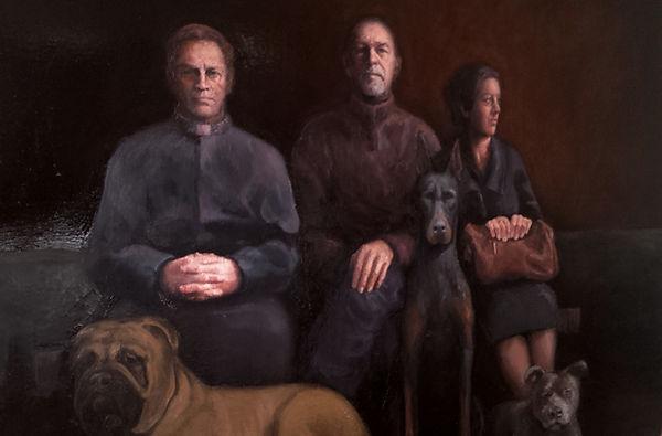 Oil Painting by Andres Jaroslavsky