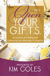 Image of the book, Open Your Gifts
