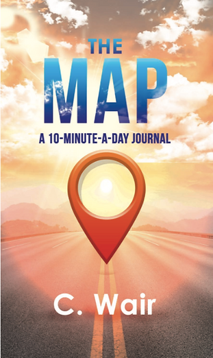 "Cover of the book ""The MAP: A 10-Minute-a-Day Journal"""