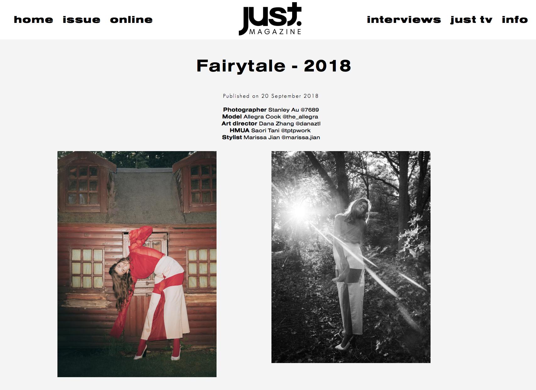 JUST Magazine