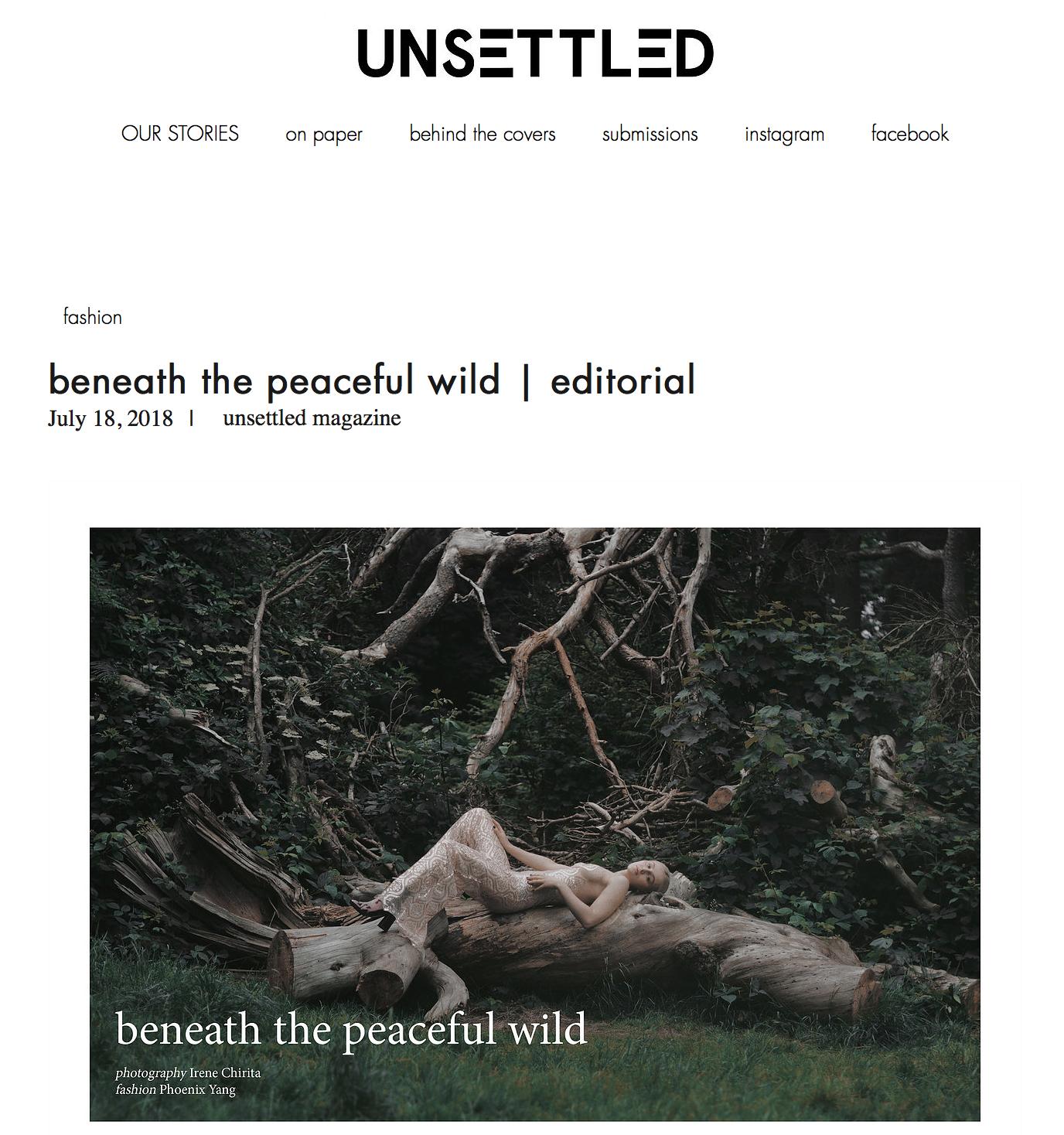 Unsettle Magazine