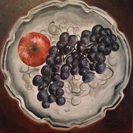 Circle Fruit Series 1