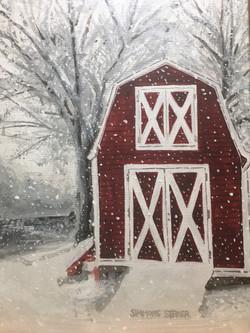 Amy's Barn