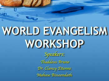 World Evangelism Workshop
