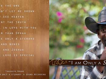 I Am Only A Steward CD