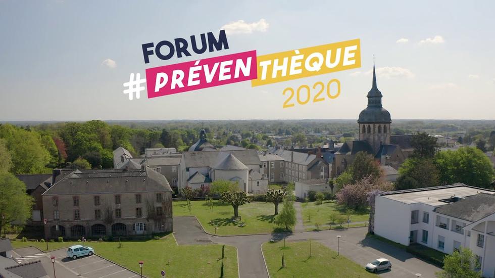Forum Préventhèque 2020