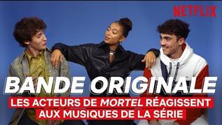 """Cadreur pour la société Microfilms Paris Junket.  Interview pour la sortie de la nouvelle saison de la série """"Mortel"""" sur Netflix.  Montage et interview : Netflix France"""