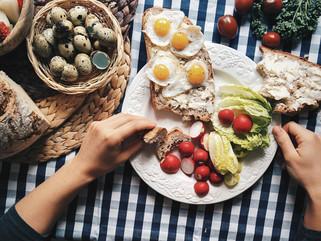 """4 dicas para transformar sua refeição em uma experiência (""""mindful eating"""")"""