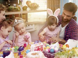 Quais são as responsabilidades dos pais e das crianças na hora de comer?