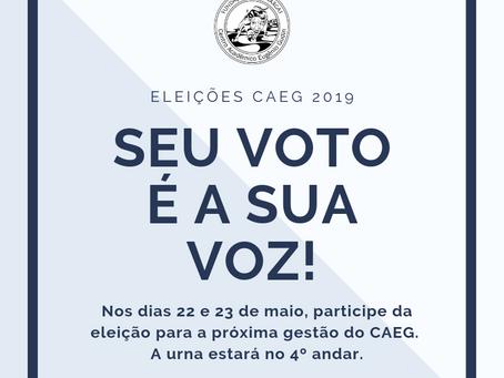 Edital para as eleições é lançado