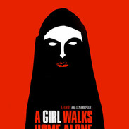 8. A Girl Walks Home Alone At Night