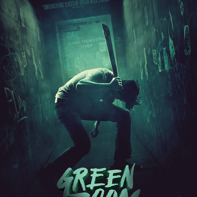 3. Green Room
