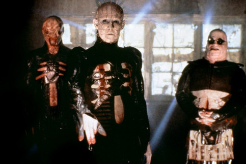 """""""The Cenobites are jaw-dropping"""": David S. Goyer teases the Hellraiser reboot (currently filming)"""