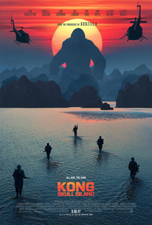 Annihilation: Get Out or Kong: Skull Island?