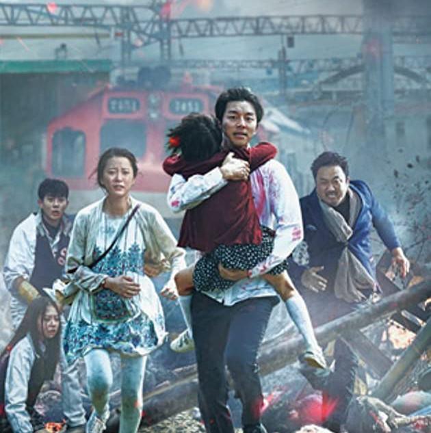 10. Train to Busan