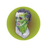 Nick Zombie (Artwork by Luke Ridge)