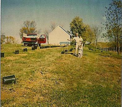 Rahm Landscaping tree nursery