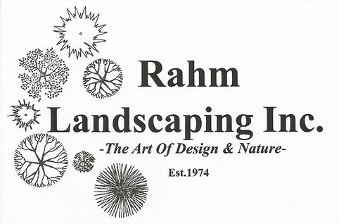 Rahm Landscaping Inc.