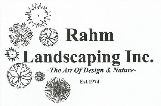 Rahm Landscaping Inc.