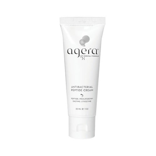 Agera Anti-Bacterial Peptide Cream - 30ml