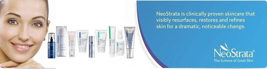 Neostrata Skin Care Clinically proven skincare.