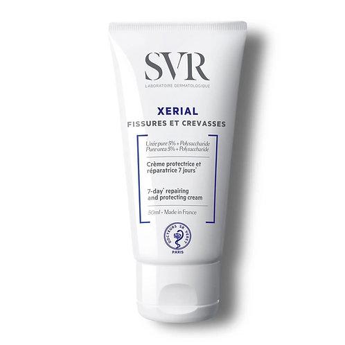SVR XERIAL Cracked Hand + Foot Maintenance Cream - 50ml