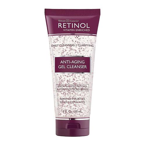 Retinol Anti-Ageing Gel Cleanser - 150ml