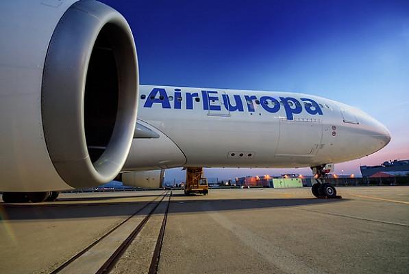 Air Europa and RyanAir