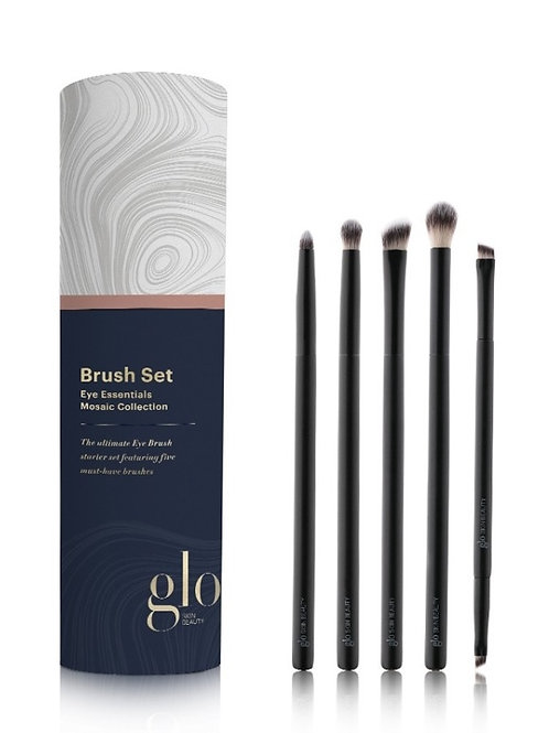 Glo Essential Brush Set (Gift Pack) - 5 Brushes
