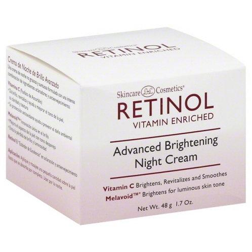Retinol Advanced Brightening Night Cream - 48g