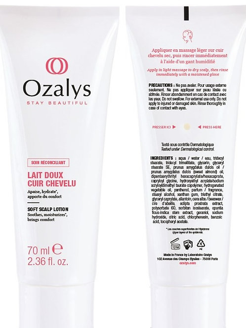 Ozalys Soft Scalp Lotion - 70ml