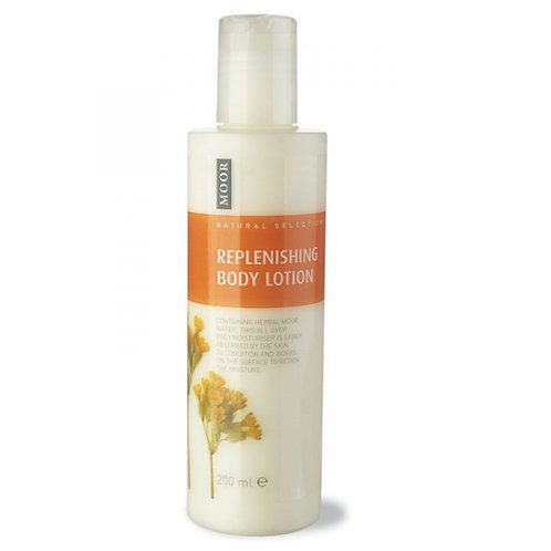 Moor Spa Replenishing Body Lotion