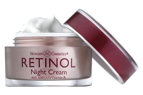 Retinol Vitamin A Night Cream - 48g