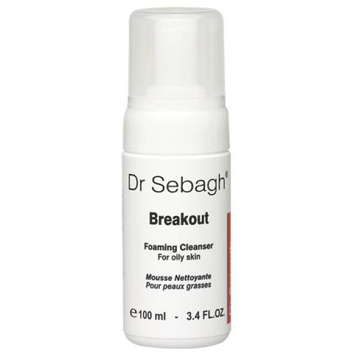 Dr. Sebagh Breakout Foaming Cleanser - 100ml