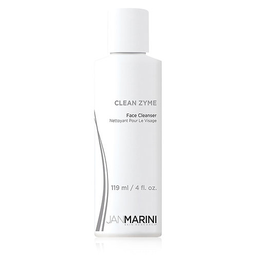 Jan Marini Clean Zyme Face Cleanser - 119ml
