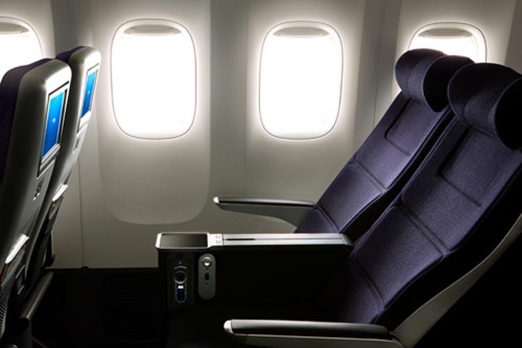 Britiah Airways World Traveller Plus