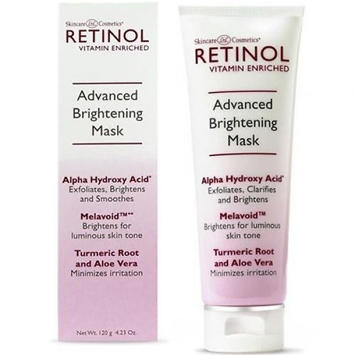 Retinol Advanced Brightening Mask - 120g