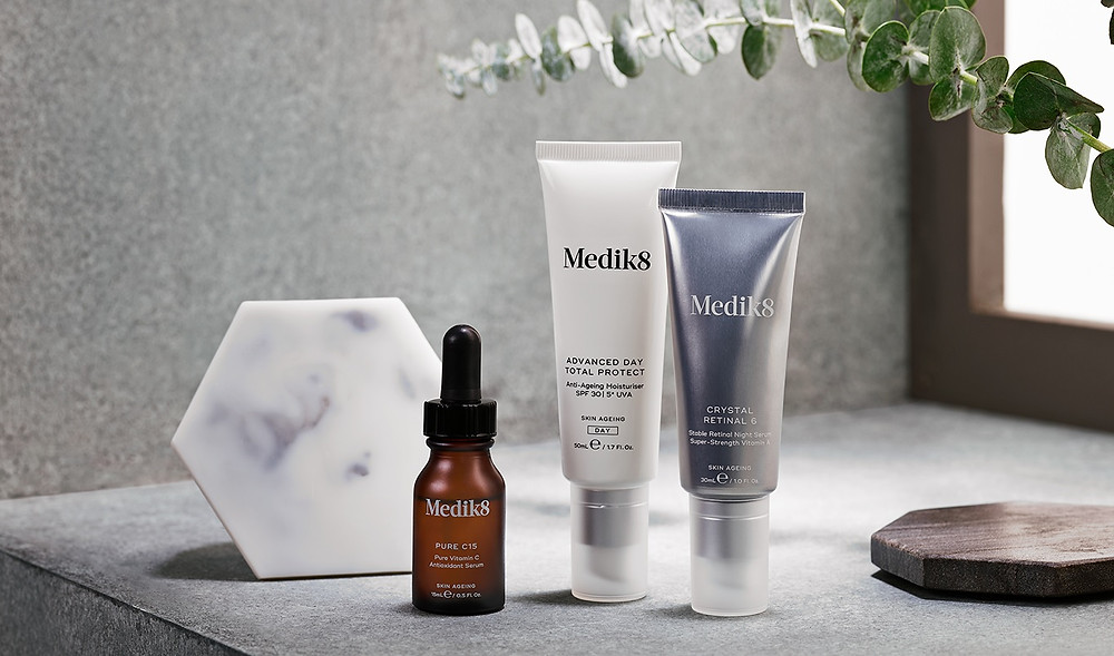 Medik8 New Packaging