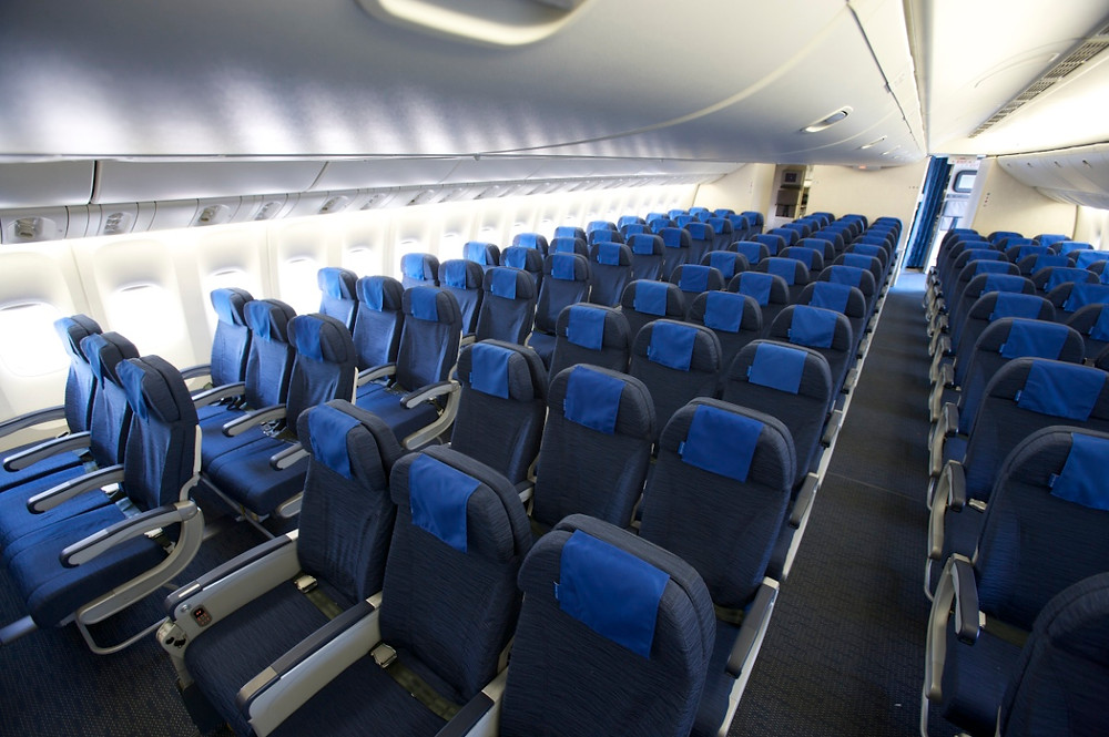 United Airlines Main Cabin