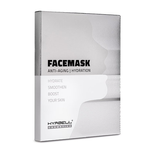 Hyabell Facial Mask - Pack 3