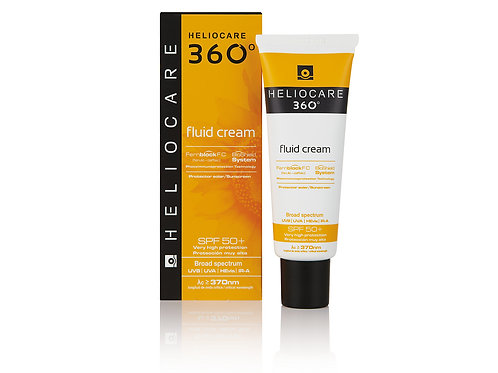 Heliocare 360 Fluid Cream 360 SPF50 + - 50ml