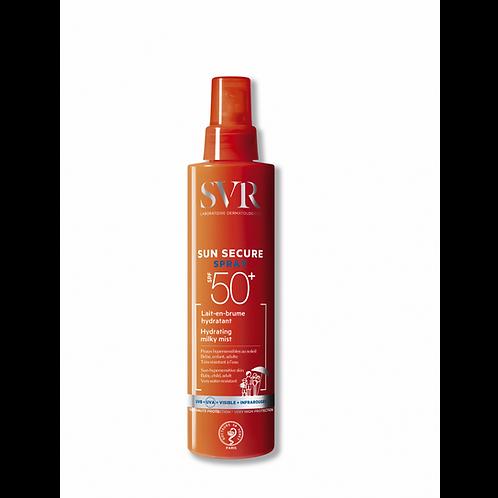 SVR Laboratoires Sun Secure Spray SPF50+ 200ml