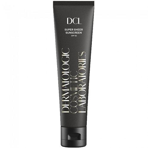 DCL Super Sheer Sunscreen SPF50 - 75ml