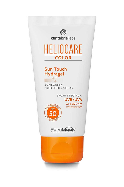 Heliocare Hydragel Suntouch SPF50 - 50ml