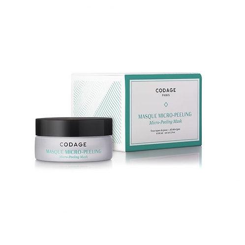 Codage Micro-Peeling Mask - 50ml