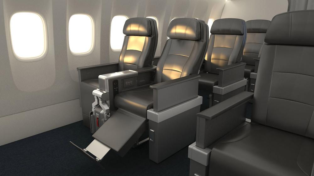 American Airlines Premium Economy