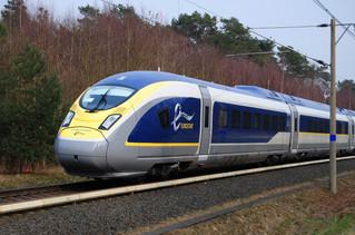 Eurostar's New Route
