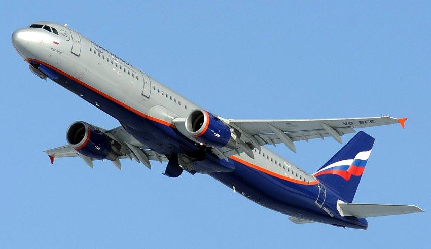 Aeroflot New Livery