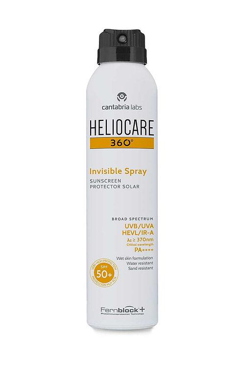 Heliocare 360° Invisible Spray - 200ml